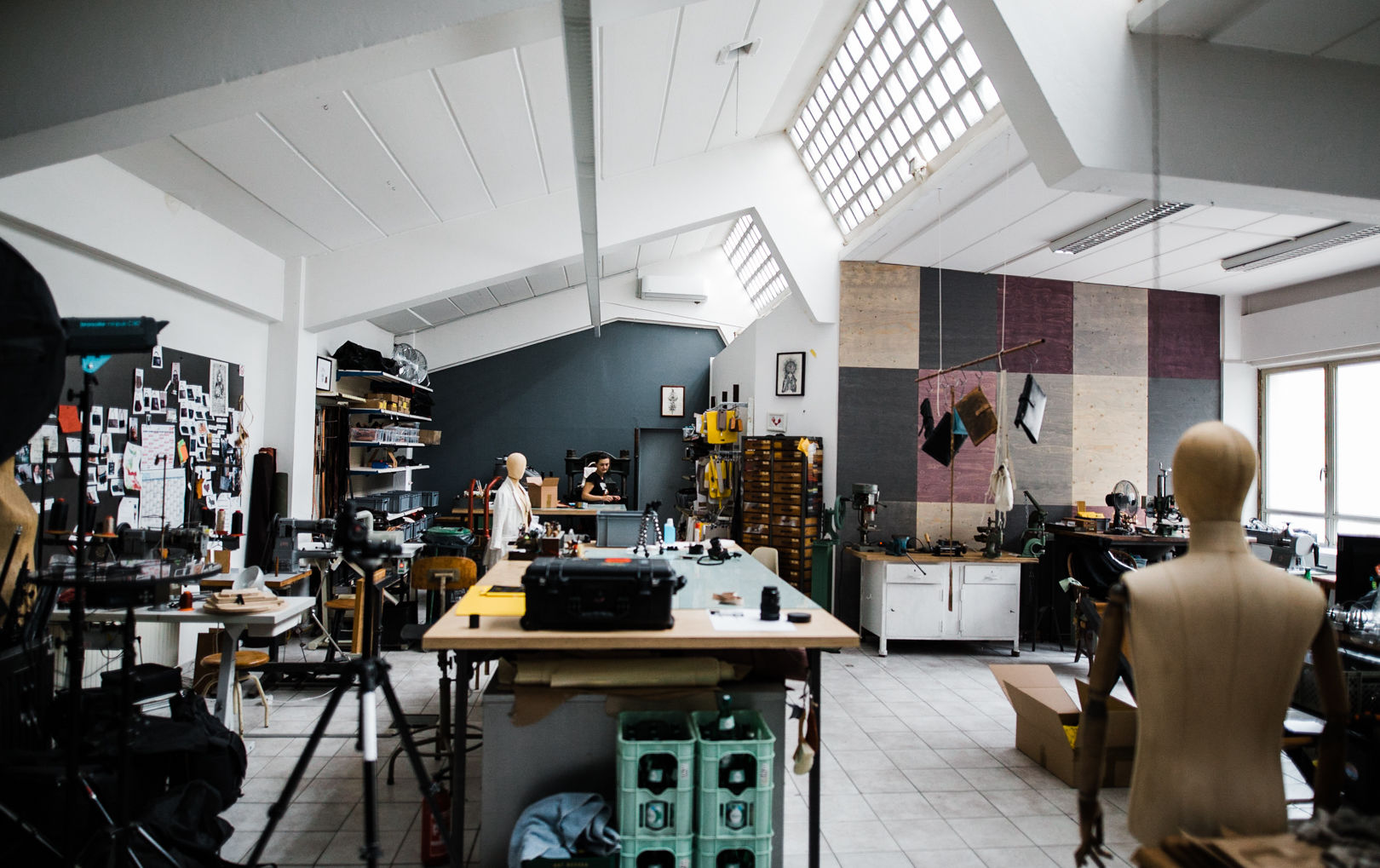 pic of the atelier